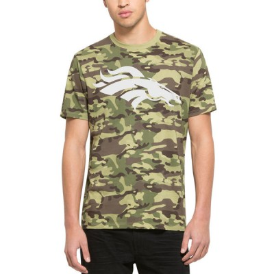 NFL Denver Broncos 47 Alpha Camo Men's T-Shirt