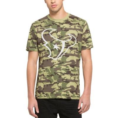NFL Houston Texans 47 Alpha Camo Men's T-Shirt