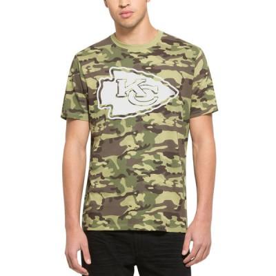 NFL Kansas City Chiefs 47 Alpha Camo Men's T-Shirt