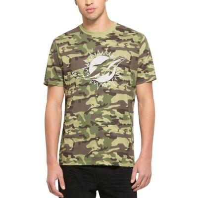 NFL Miami Dolphins 47 Alpha Camo Men's T-Shirt