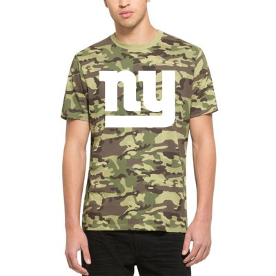 NFL New York Giants 47 Alpha Camo Men's T-Shirt