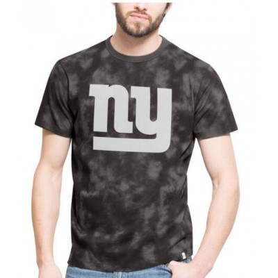 NFL New York Giants 47 Blackstone Black Camo Men's T-Shirt