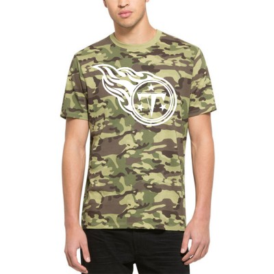 NFL Tennessee Titans 47 Alpha Camo Men's T-Shirt