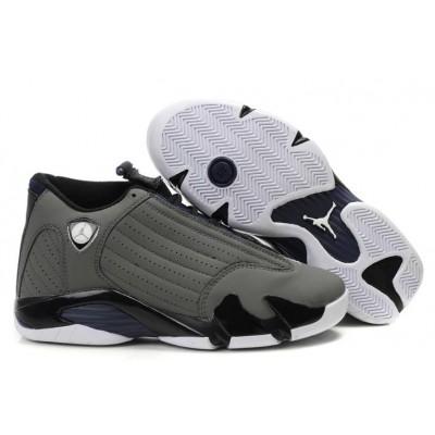 Air Jordan 14 Light Graphite Men Shoes