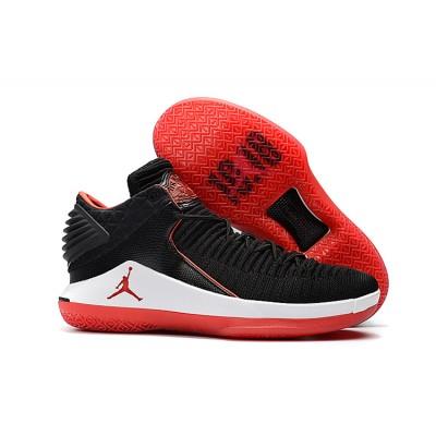 Air Jordan 32 Low Bred Basketball Men Shoes
