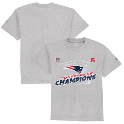NFL Patriots Toddler 2017 AFC Champions T-Shirt