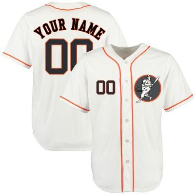 MLB Astros White New Design Customized Men Jersey