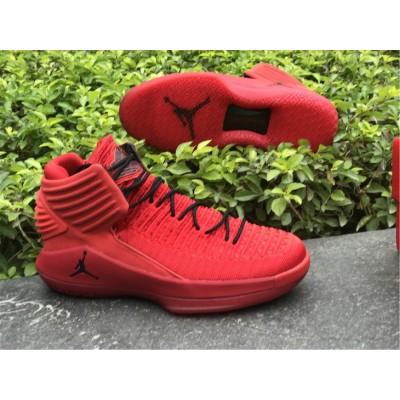 Air Jordan 32 Full Red Men Shoes