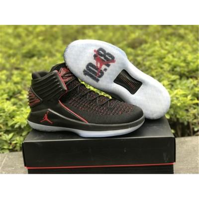 Air Jordan 32 Full Black Men Shoes