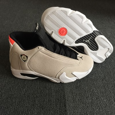 "Air Jordan 14 ""Desert Sand"" Shoes"
