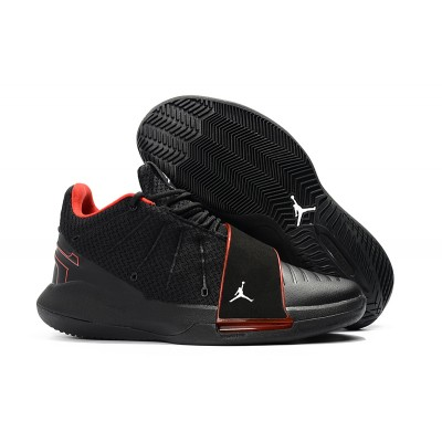 Jordan CP3.XI Black Red Shoes