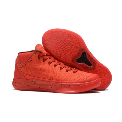 Nike Kobe A.D. Mid Passion Red Shoes