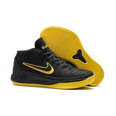 Nike Kobe AD Black University Gold Shoes