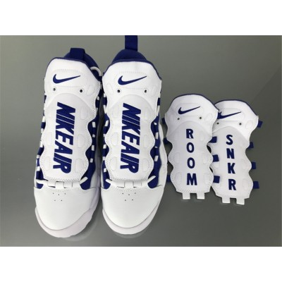 "Nike Air More Money 96 QS ""White/Blue"" Shoes"