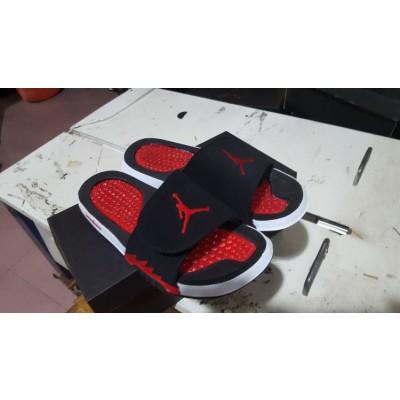 Nike Air Jordan 5 Red Slippers