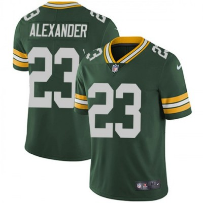 NFL Green Bay Packers 23 Jaire Alexander Nike Green Vapor Untouchable Limited Youth Jersey