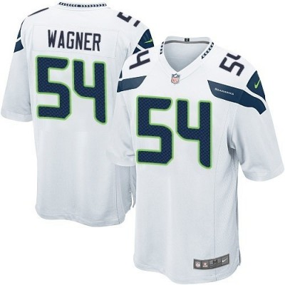 Nike Seattle Seahawks 54 Bobby Wagner White Youth Jersey