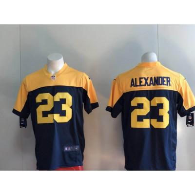 Nike Packers 23 Jaire Alexander Navy Blue Vapor Untouchable Limited Men Jersey