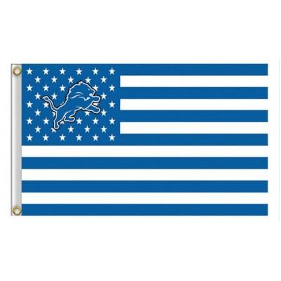 NFL Detroit Lions Team Flag   2