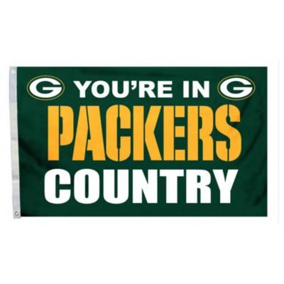 NFL Green Bay Packers Team Flag   3
