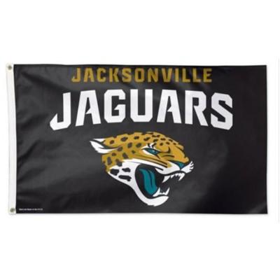 NFL Jacksonville Jaguars Team Flag   3