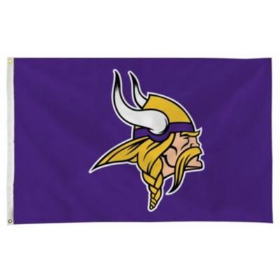 NFL Minnesota Vikings Team Flag   1