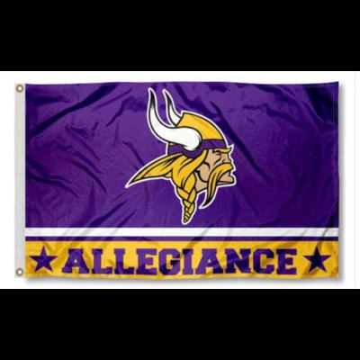 NFL Minnesota Vikings Team Flag   2