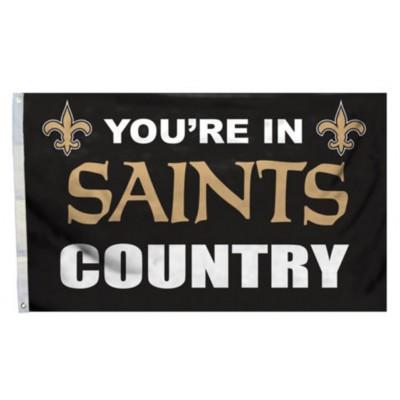 NFL New Orleans Saints Team Flag   4