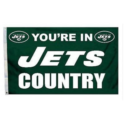 NFL New York Jets Team Flag   1