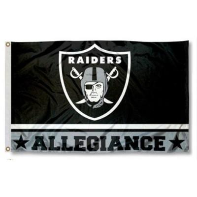 NFL Oakland Raiders Team Flag   4
