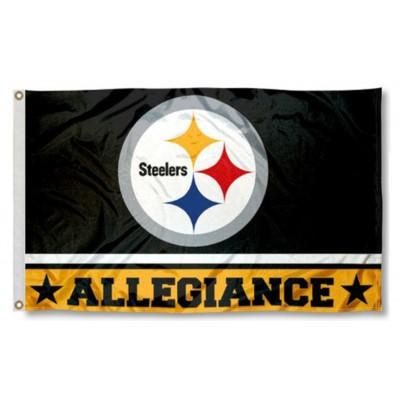 NFL Pittsburgh Steelers Team Flag   1