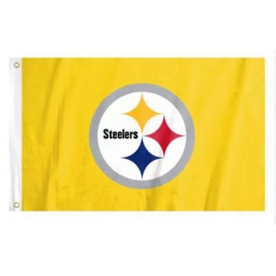 NFL Pittsburgh Steelers Team Flag   5