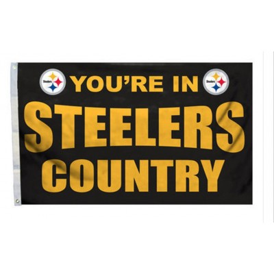 NFL Pittsburgh Steelers Team Flag   6