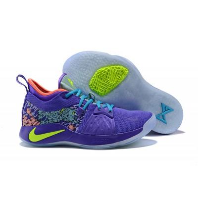 "Nike PG 2 ""Mamba Mentality"" Purple Shoes"