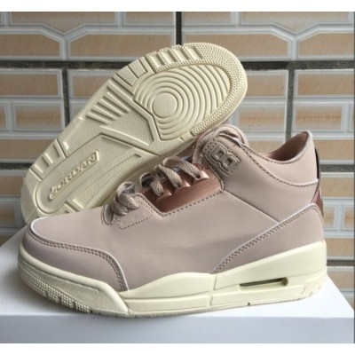 Air Jordan 3 Retro Brown Color Shoes