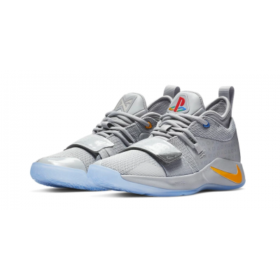 """Nike PG 2.5 """"Sony PlayStation Grey"""" Shoes"""
