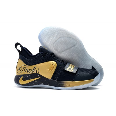 Nike PG 2.5 'The Final' Black Gold Shoes