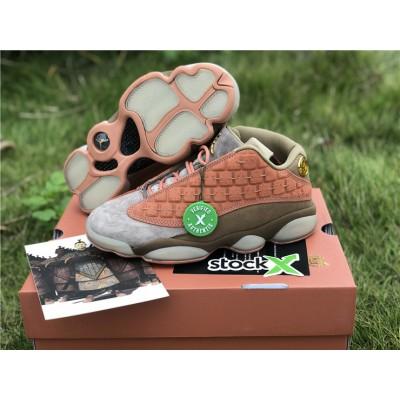 Air Jordan 13 CLOT x Low Shoes
