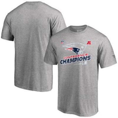 NFL Patriots 2017 AFC Champions T-Shirt