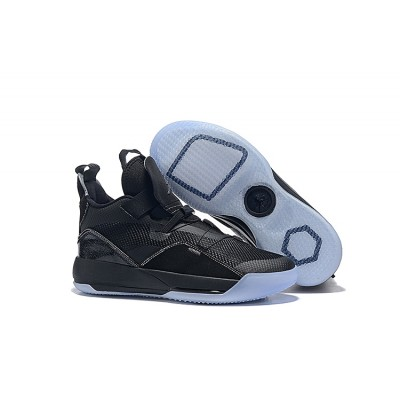 "Air Jordan 33 ""Black Ice"" Shoes"
