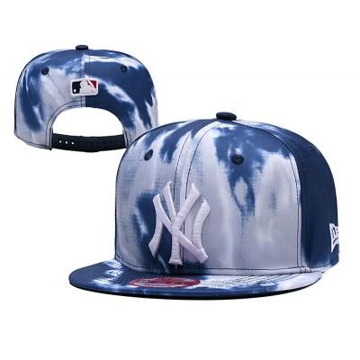 MLB Yankees Fresh Logo Fashion Adjustable Hat YD