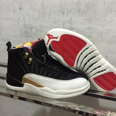 Nike Air Jordan 12 Chinese New Year 2019 Shoes