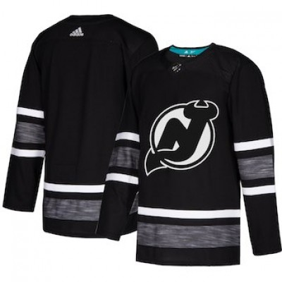 NHL Devils Black 2019 NHL All-Star Game Adidas Men Jersey