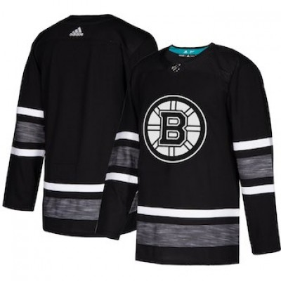NHL Bruins Black 2019 NHL All-Star Game Adidas Men Jersey