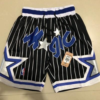 NBA Orlando Magic Retro Black Shorts