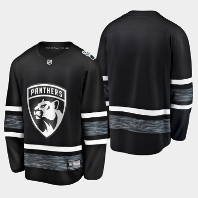 NHL Panthers Blank Black 2019 All-Star Game Adidas Men Jersey