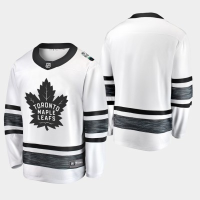 NHL Maple Leafs White 2019 All-Star Game Adidas Men Jersey
