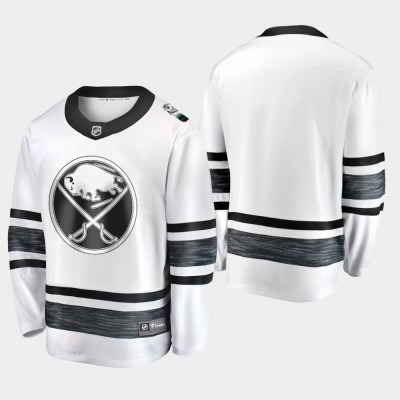 NHL Sabres White 2019 All-Star Game Adidas Men Jersey
