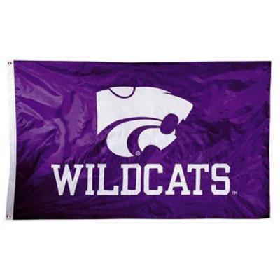 NCAA Kansas State Wildcats Flag   3