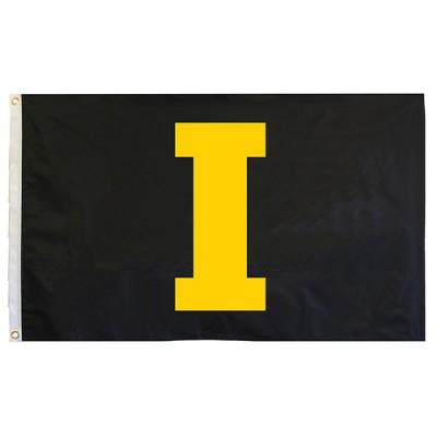 NCAA Iowa Hawkeyes Flag   2